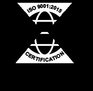 Intertek ISO9001:2015 certified