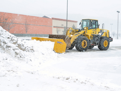 Snow Removal Winter Maintenance