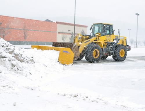 Winter Facility Maintenance – Are You Prepared?