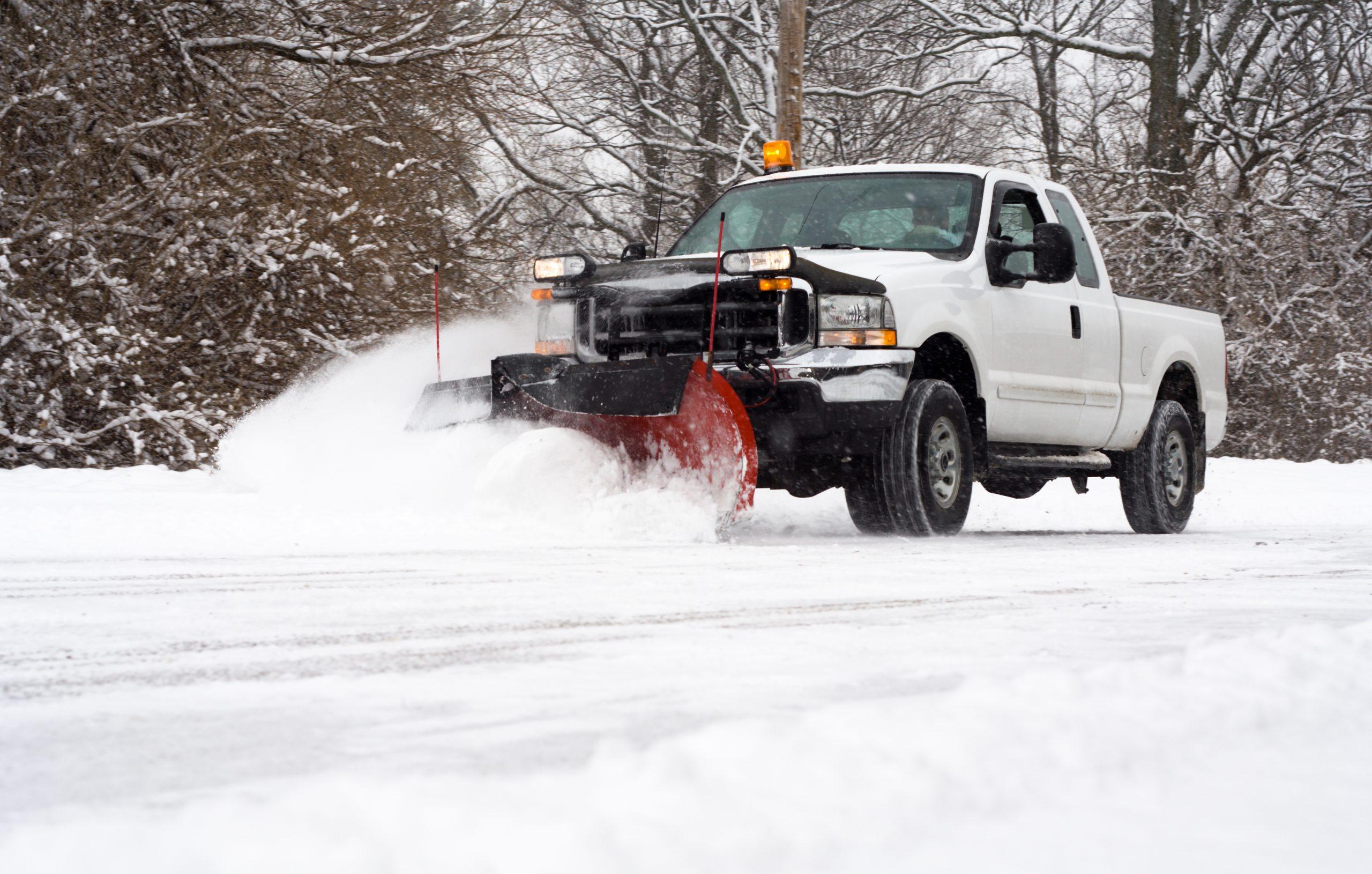 Snow plough services